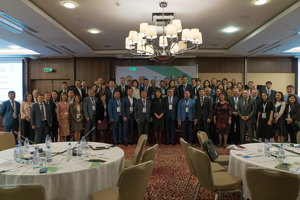 5 years of renewable energy market in Kazakhstan Workshop